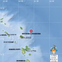 4.0 Magnitude Earthquake Felt in North Eastern Caribbean Wednesday afternoon. 500 events registered over the past days