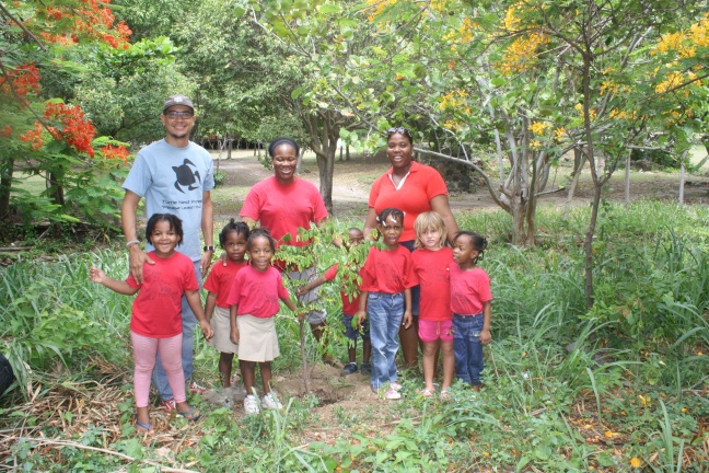 Nature Foundation Launches Community Wide Tree Planting and Awareness Program