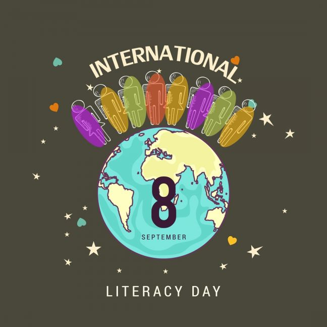 International Literacy Day on September 8. Country committed to SDG goal 4 on Quality Education
