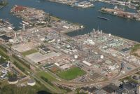 The Chemours plant in Dordrecht. Photo: Chemours.com