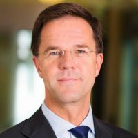 Dutch Prime Minister Mark Rutte