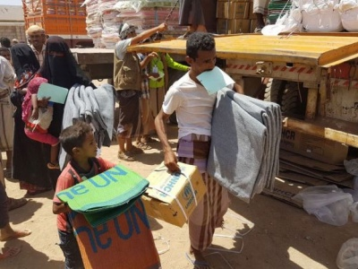 Two years on, Yemen conflict targets children, food trucks and even fishermen's boats - UN