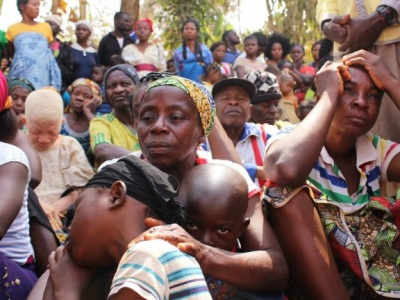 More flee Cameroon's English-speaking areas; UN concerned over safety of women and children
