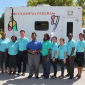 CPS has three successful Oral Health Events that involved toddlers, seniors and teens