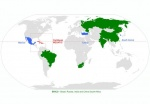 Why is the Caribbean not a BRICS-M nation?