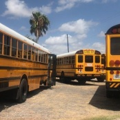 Mandatory School bus association meeting on Tuesday