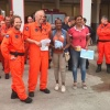 Minister of Education Jacobs thanks USAR NL for assistance