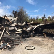 ROTARY CLUB OF SINT MAARTEN PLEDGES ASSISTANCE TO CAY BAY FIRE VICTIMS