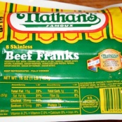 Recall of Nathan Hotdogs after metal is found in product