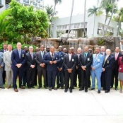 Police Chief attends ACCP Conference. SXM Crime Rate Lower