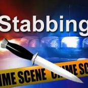 Man stabbed twice in the back on Friday evening near gas station