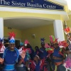 Miss Mature Donate Costumes to the Sister Basilia Center