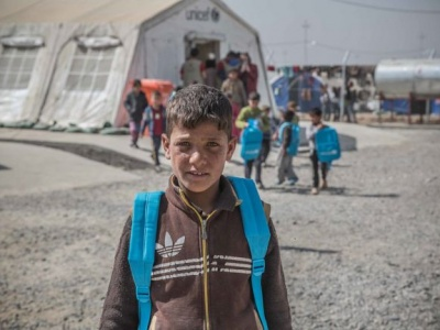 Six months into battle for Mosul, water and trauma care are key UN and partner priorities