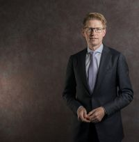 Dutch Minister for Legal Protection, Sander Dekker
