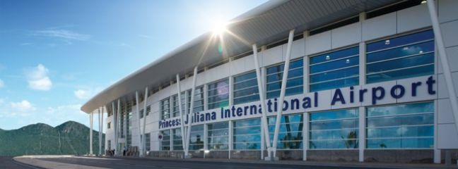 Princess Juliana International Airport Terminal (file photo)