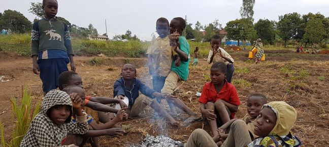 UNICEF/Madjiangar Interethnic violence has ravaged the Ituri Province in the north-east of the Democratic Republic of Congo (DRC) since December last year, generating significant population movements within the Province, and toward neighbouring Uganda.