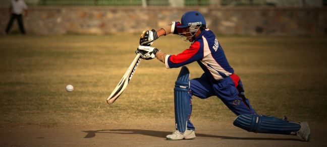 UNAMA / Jawad Jalali Cricket is one of the most popular sports in Afghanistan.