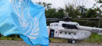 UNVMC The UN Verification Mission in Colombia's key task is to verify the reintegration into society of former FARC-EP members.