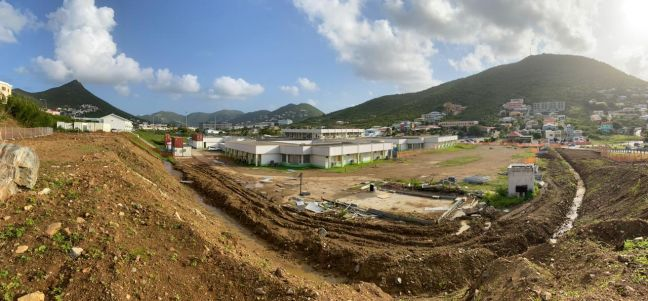 SMGH Construction Site