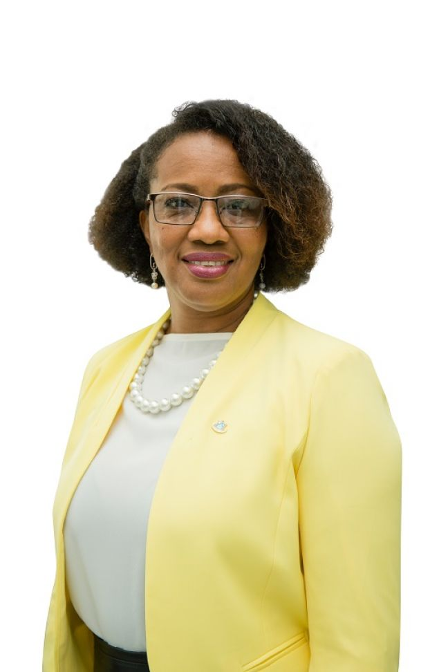 Minister Silveria Jacobs (File photo)