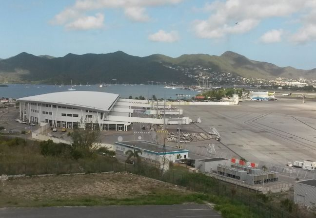 SXM Airport (file photo)