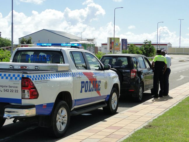 500 Vehicles Controlled, 15 Arrested and 150 Fines Issued