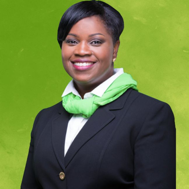 The next Prime Minister of Sint Maarten, Leona Marlin-Romeo (File photo)