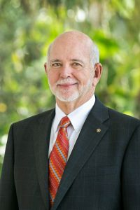 Rotary International President Barry Rassin