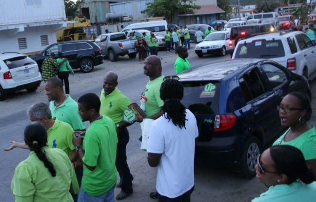 Green Friday's and Drive UP becoming Popular Trends