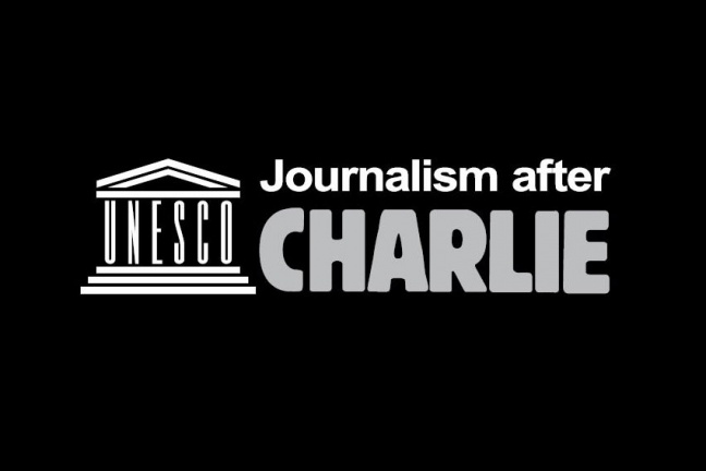 Journalism after Charlie. Credit: UNESCO