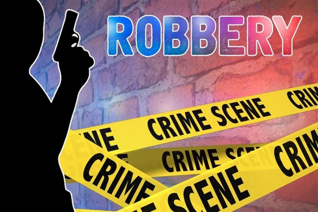 Armed robberies at two restaurants under investigation
