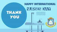 Prime Minister Jacobs International Nurses Day Message