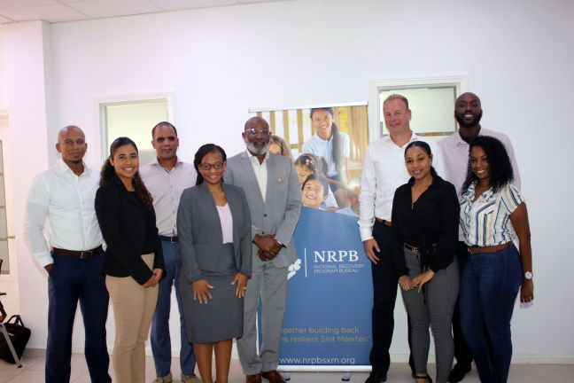 Sint Maarten Trust Fund Launches Enterprise Support Project