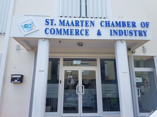 COCI Offices, Philipsburg, Sint Maarten (file photo)