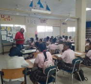St.  Maarten Academy PSVE Hosts Successful Open House