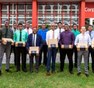 A SALUTE TO MEN - INTERNATIONAL MEN'S DAY OBSERVED AT CIBC FIRSTCARIBBEAN