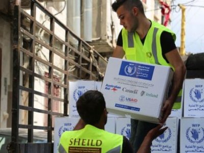 Lebanon: WFP racing to help vulnerable, prevent food shortages
