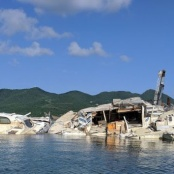 Tenders launched for the clean-up of the Simpson Bay Lagoon