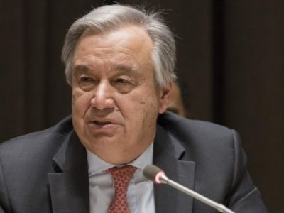 """""""Path is open"""" to peaceful denuclearization of Korean Peninsula: UN chief"""