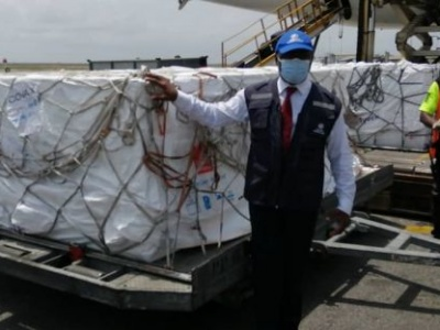 Côte d'Ivoire takes delivery of latest COVAX vaccine shipment, in further boost for Africa