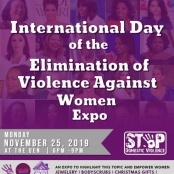 2019 Statia domestic violence campaign focuses on the strength of the woman