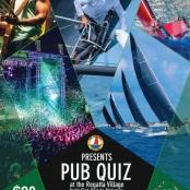 The Sint Maarten Yacht Club organizes a special Pub Quiz night at the Heineken Regatta Village on 3 March