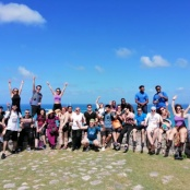 Erasmus+ Funded Climate Movement Youth Exchange