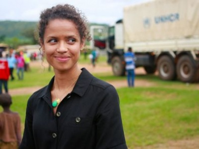 British actor Gugu Mbatha-Raw named latest UNHCR Goodwill Ambassador