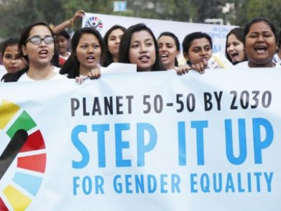 'No hope' global development goals can be achieved without women, says UN Assembly President