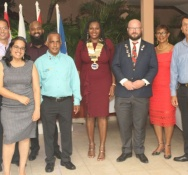 MID ISLE INSTALLS NEW BOARD FOR ROTARY YEAR 2020-2021