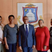 Minister Smith voices support for UNICEF's Child Rights Situation Analysis