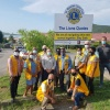 Sint Maarten Lions Club re-launch District Signs