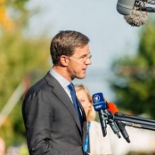 Rutte admits 'error of judgment' in not preventing royals' holiday in Greece