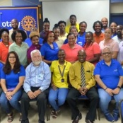 Rotary Sunset and Rotary Sunrise host Joint Meeting